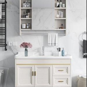 Cagliari Vanity Cabinet Singapore Bathroom Accessories