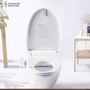 Edinet Bidet Toilet Seat Bathroom Accessories Singapore