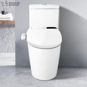 Riscani Bidet Toilet Seat Bathroom Accessories Singapore