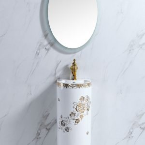 Siena Pedestal Basin Singapore Bathroom Accessories