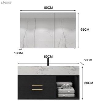 Verona Vanity Cabinet Singapore Bathroom Accessories