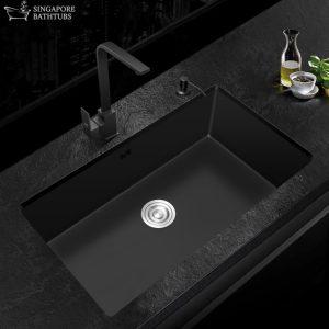 Vevey Flush Mount Sink Singapore