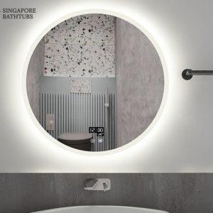 Round Bathroom Mirror Singapore SingaporeBathtubs SingaporeBathroomAccessories