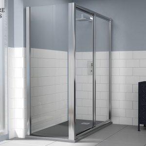 Ghent Acrylic Shower Screen Singapore SingaopreBathroomAccessories