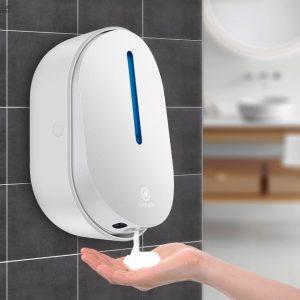Larissa Wall Mount Soap Dispenser Singapore SingaporeBathroomAccessories