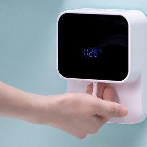 Patras Wall Mount Soap Dispenser Singapore SingaporeBathroomAccessories