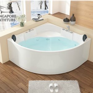 Everlyn Jacuzzi Standalone Bathtub Singapore