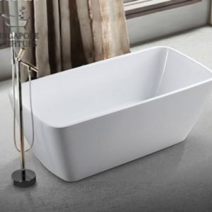 Hayley Prestige Standalone HDB Small Bathtub Singapore
