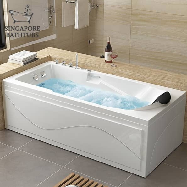 Paris Prestige Standalone Bathtub HDB Singapore
