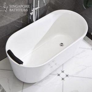 Helen Prestige Standalone Bathtub HDB Bathtub SingaporeBathtubs